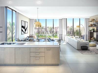 3 Bedroom Townhouse for Sale in Dubai Hills Estate, Dubai - Full Golf Course View   Close To Amenities