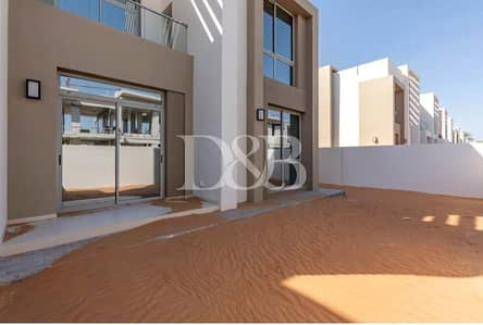4 Bedroom Townhouse for Rent in Arabian Ranches 2, Dubai - Brand New Townhouse | Type 1E | Reem Community