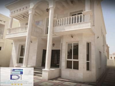 فیلا 5 غرف نوم للبيع في المويهات، عجمان - فيلا تصميم  فريد ورائع  تكييف مركزى بالقرب من شارع الشيخ عمار في أرقى مناطق (عجمان) للتملك الحر لجميع الجنسيات