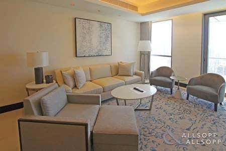 شقة 1 غرفة نوم للايجار في وسط مدينة دبي، دبي - 1 Bedroom | Furnished | Burj Khalifa Views