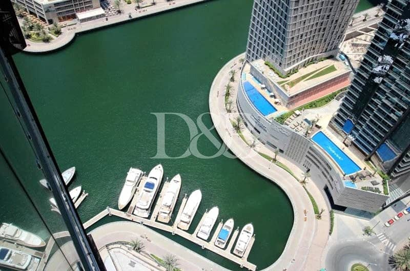 10 Large Layout  | Mid Floor Unit | Marina View