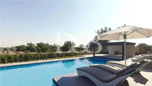 6 Bedroom Villa for Sale in Jumeirah Golf Estate, Dubai - Contemporary   Private Cinema   Full Golf Views