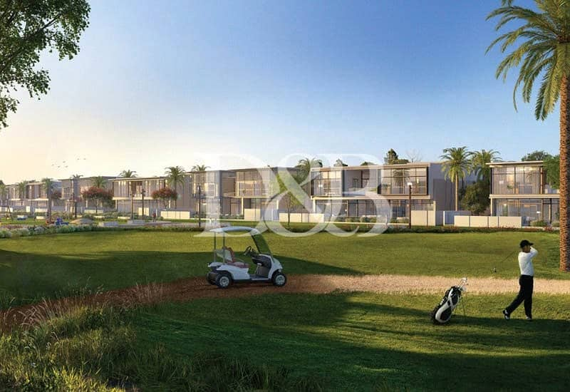 2 Own your dream home in lush golf course community