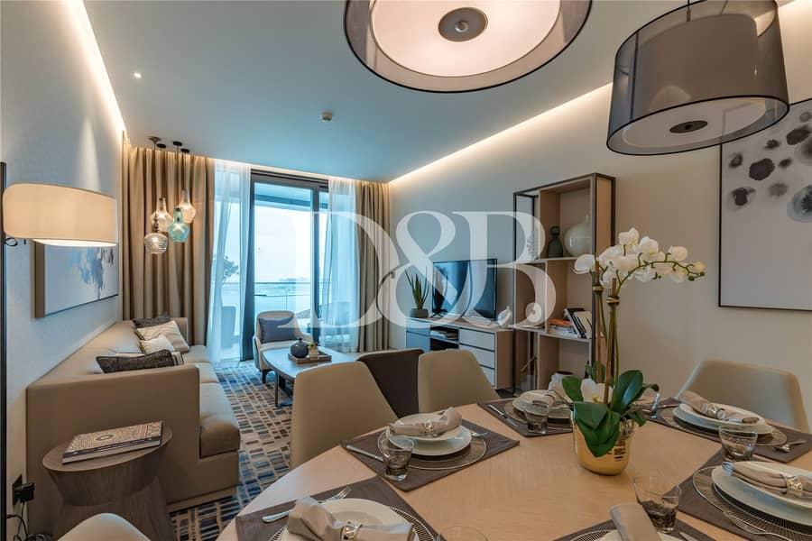 2 Full Sea View | High Floor | Spacious Layout
