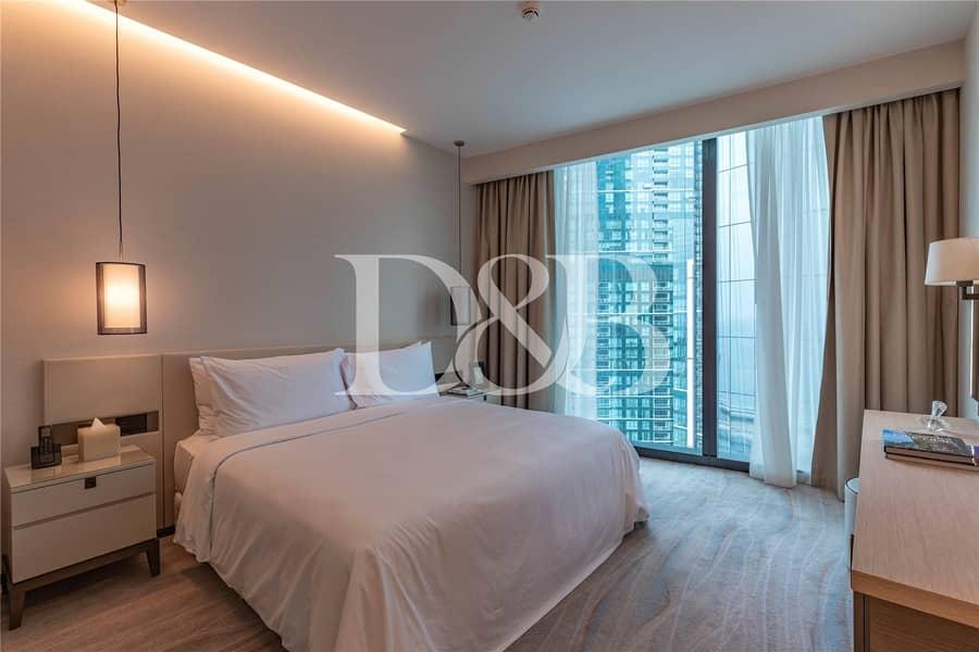 10 Full Sea View | High Floor | Spacious Layout