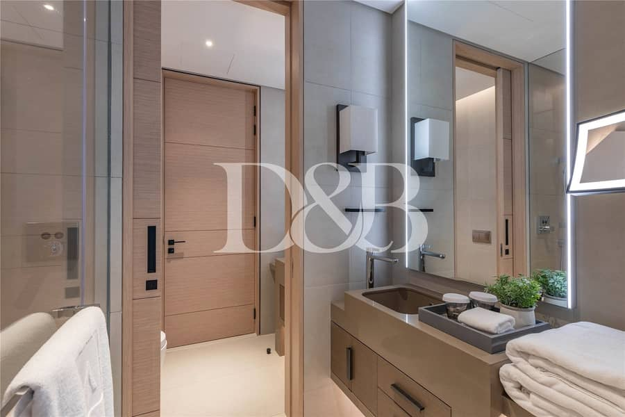 City & Marina View  | Fully Furnished 1 Bedroom