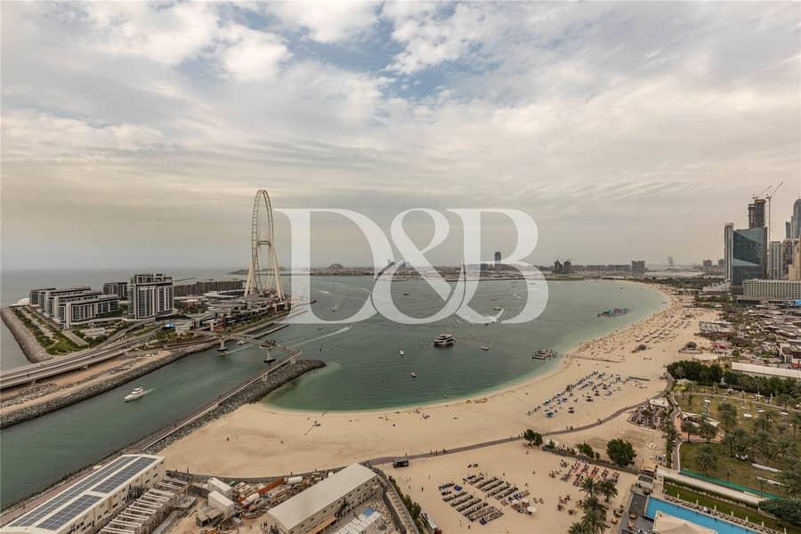 10 Amazing Palm View | Luxury Beachfront Apartment