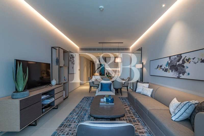 2 Full Sea View | High Floor | Fully Furnished