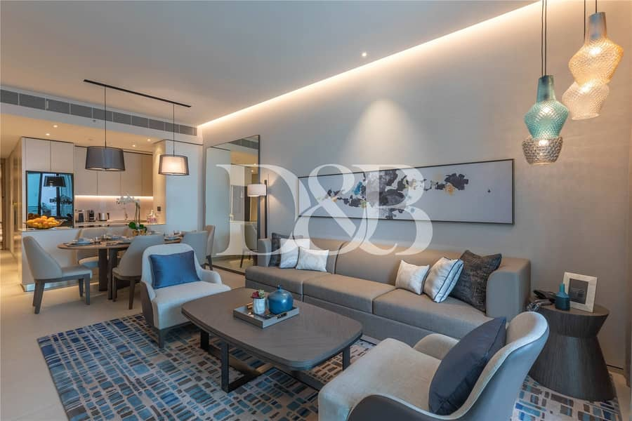 10 Fully Furnished and Serviced|Real Price and Size