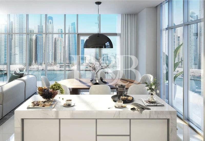 2 Full Sea View   High Floor   Flexible Payment Plan