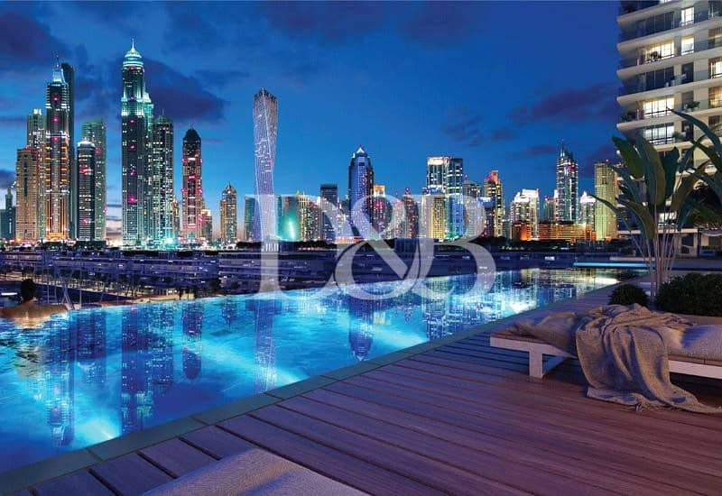 10 Full Sea View   High Floor   Flexible Payment Plan