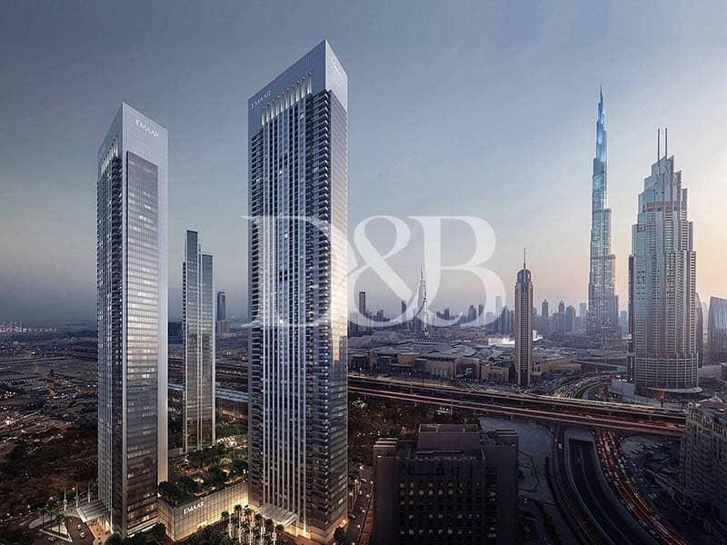 10 Resale   High Floor   DIFC View   Spacious Layout