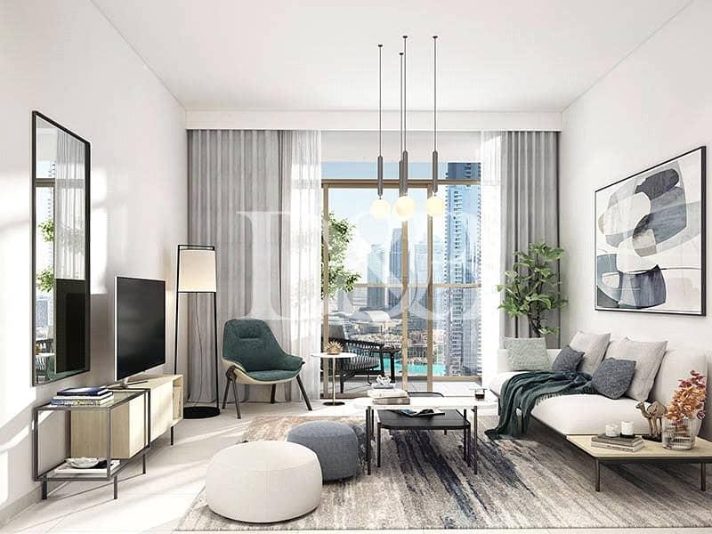 Burj CROWN | Last 2 Bedroom in this Price