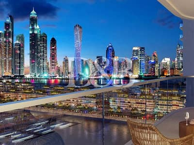 1 Bedroom Flat for Sale in Dubai Harbour, Dubai - Holiday Home with Direct Beach Access by Ease