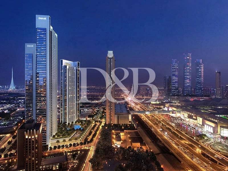 10 Full Burj Khalifa View | 5 Years Post Payment Plan