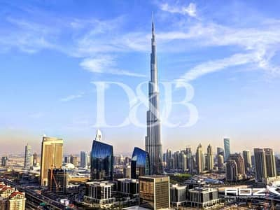 2 Bedroom Flat for Sale in Downtown Dubai, Dubai - High ROI | Brand New | Stunning Interiors
