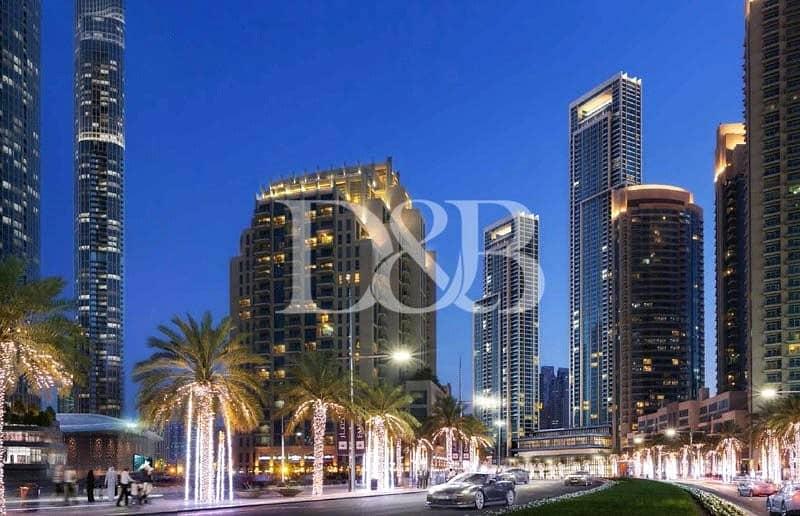 10 Lowest Price  Burj Khalifa View  7Yrs Payment Plan