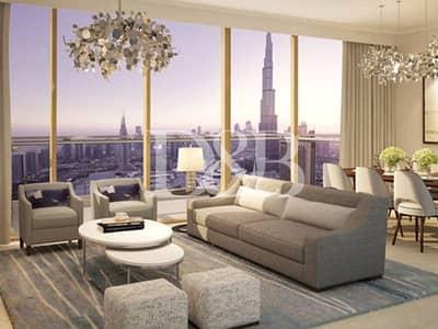 Burj And Fountain Views | High Floor Unit