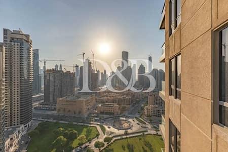 فلیٹ 1 غرفة نوم للبيع في وسط مدينة دبي، دبي - Occupied 1 BR Apartment | Great Investment