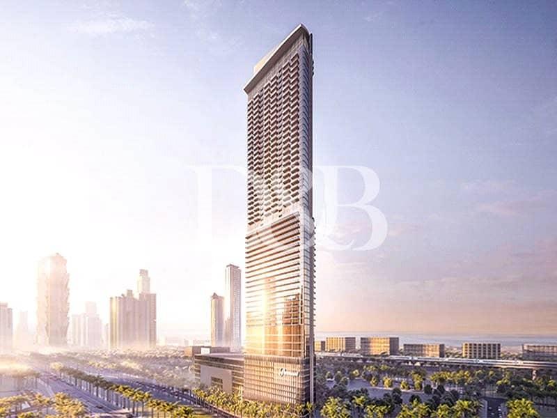 2 30 Months Payment Plan | Burj Khalifa View