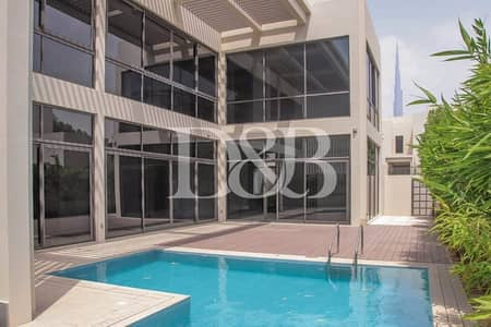 5 Bedroom Villa for Rent in Al Wasl, Dubai - Huge Plot | Luxurious 5 BR Layout | Ready