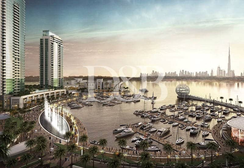 2 Move In Now | Creek Tower Sea View | Low Price