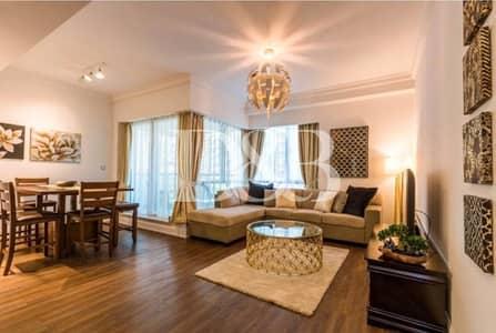 شقة 1 غرفة نوم للايجار في دبي مارينا، دبي - Stunning Upgrades | Best Community | Chiller Free