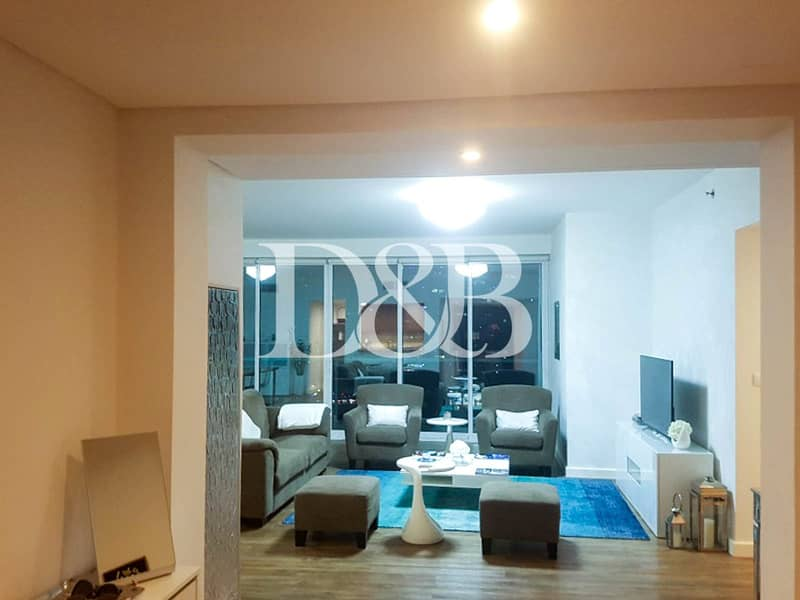 2 Upgraded 2 Bed | Full Lake View | Fully Furnished