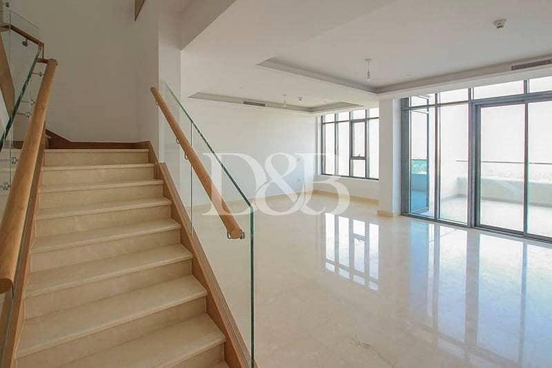2 Luxurious 4 BR Duplex Penthouse | Vacant | Terrace