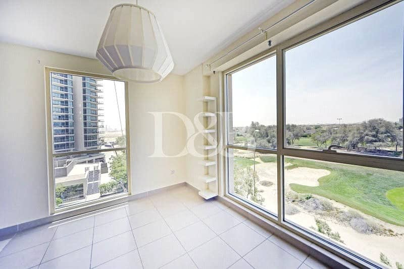 2 Golf Course View | 3 Balconies | Chiller Free