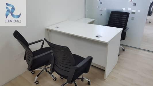 مکتب  للايجار في الخليج التجاري، دبي - Stay at Home! Get Ejari For License Renewal 2000 AED at your Door Step!