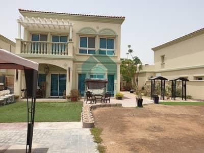 2 Bedroom Villa for Sale in Jumeirah Village Triangle (JVT), Dubai - !! VERY ELEGANT 2 BEDROOM VILLA|FACING PARK|DIST 9