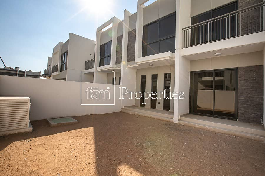 2 Type R2-M1 | TH Facing Pool and Park | 4BR+M
