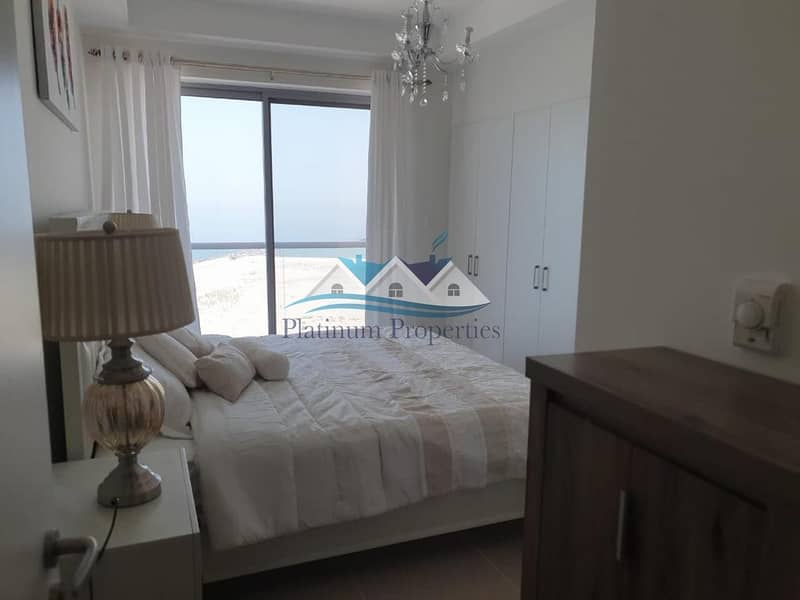 2 STUNNING OCEAN VIEW FURNISHED 1 BR