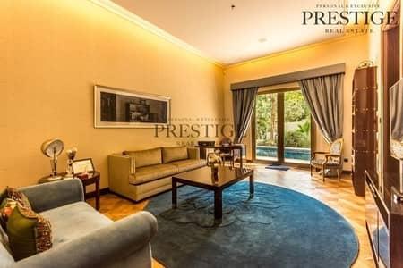 6 Bedroom Villa for Sale in Al Barari, Dubai - 6 Beds Villa I Al Barari I Upgraded I Pond View | D type