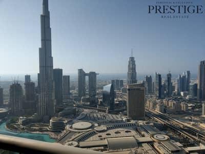 فلیٹ 4 غرف نوم للبيع في وسط مدينة دبي، دبي - 4 Bedrooms Apartment Sale in The Address