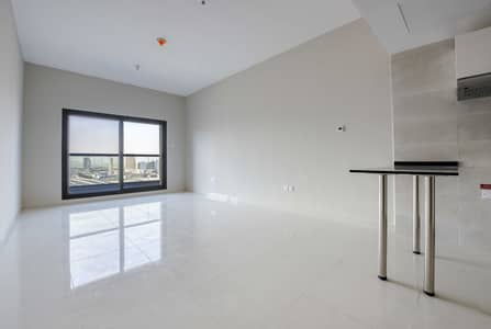 Studio for Rent in Dubai Production City (IMPZ), Dubai - Pay Deposit latter, Move into a Brand New, Huge Studio