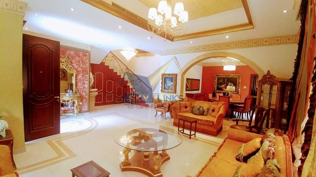 MODERN FINISHING!   Fully Furnished   5 BR Villa