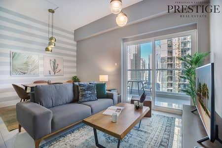 فلیٹ 1 غرفة نوم للبيع في دبي مارينا، دبي - Beautifully Finished 1 Bed I Marina view HIGH ROI