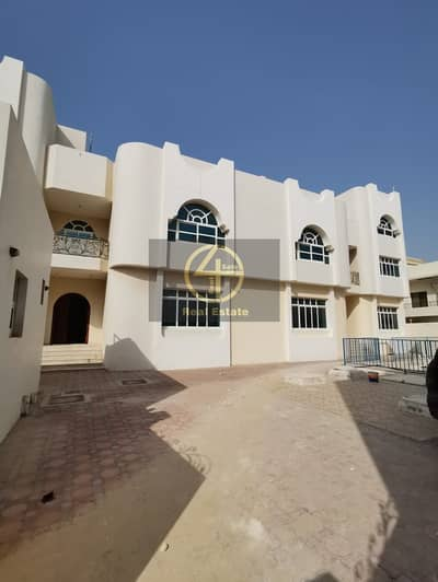 7 Bedroom Villa for Rent in Al Muroor, Abu Dhabi - Luxurios finishing 7  MBR Villa Maid's   Driver's