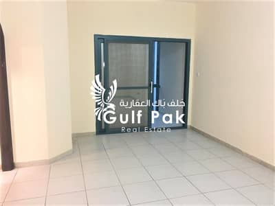 2 Bedroom Apartment for Rent in Al Khalidiyah, Abu Dhabi - No Commission! 2BHK with Balcony in Jernain Tower