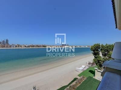 فیلا 4 غرف نوم للايجار في نخلة جميرا، دبي - Well-managed 4 Bed Villa | Central Rotunda
