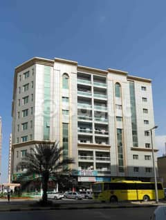 1-BHK AVAILABLE FOR RENT IN KING FAISAL STREET,AJMAN