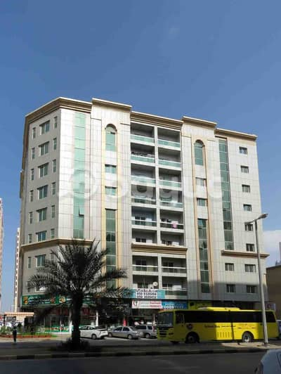 1 Bedroom Apartment for Rent in King Faisal Street, Ajman - 1-BHK AVAILABLE FOR RENT IN KING FAISAL STREET,AJMAN