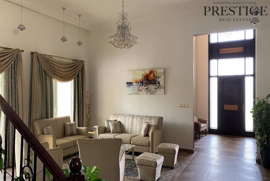 2 6 Bed + Maid Room Villa Private Pool Al Barsha 3
