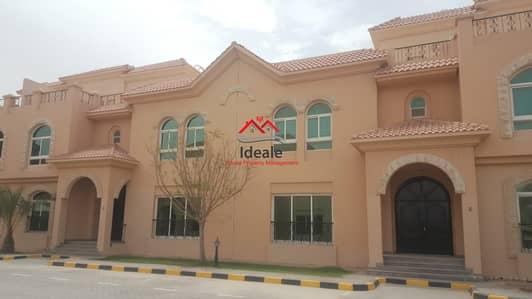 6 Bedroom Villa for Rent in Khalifa City A, Abu Dhabi - Compound beautiful 6BHK villa at KCA