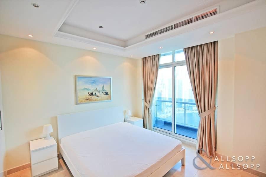 10 High Floor | Full Marina Views | Furnished