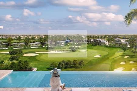 شقة 1 غرفة نوم للبيع في داماك هيلز (أكويا من داماك)، دبي - apartment with golf club view .