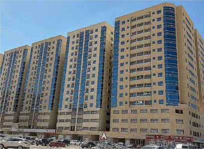 1 Bedroom Flat for Rent in Garden City, Ajman - Garden City, Almond Towers One Bedroom Hall for Rent