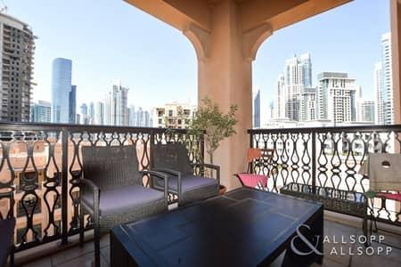 فلیٹ 3 غرف نوم للبيع في المدينة القديمة، دبي - Kamoon | 3 Bedroom And Maids | Blvd View